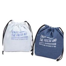 translucent light Waterproof drawstring backpack