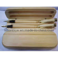Regalo de madera de la pluma del proveedor de China al por mayor (LT-C211)