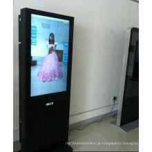 Display dinâmico de publicidade LCD de 42 polegadas