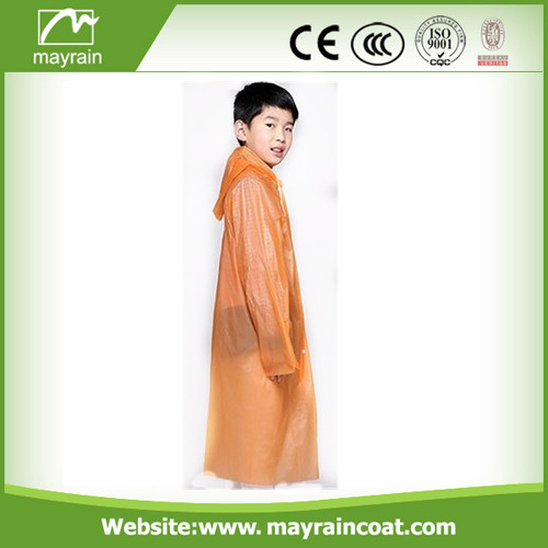 Wholesale PE Raincoat