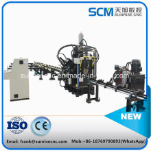 Angle Punching and Shearing Machine for Tower Transmission