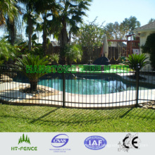Modern Decorative Arched Fence (HT-O-005)
