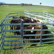Panel de ganado soldado galvanizado Xm-001