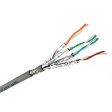 SFTP Cat7 LSZH 600MHz Alta Velocidade LAN Cabo de Internet de Banda Larga