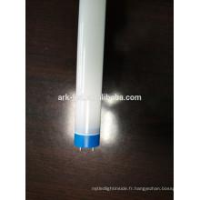Série ARK A (Euro) homologuée VDE CE RoHs, 1.5m / 24w, tube led simple extrémité t8 150cm avec démarreur LED, garantie 3 ans