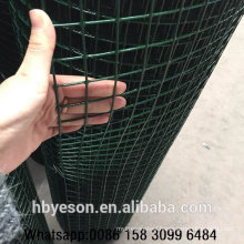 Anping hot sale decorative garden fencing pvc coated polyester mesh