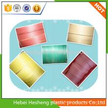 China Fabrik liefern hochwertige Gurtband PP Riemen und flache Riemen