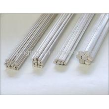 Barre ronde en alliage d'aluminium 6061