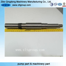 Machinery Parts Stainless Steel Pump Shaft