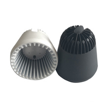 Energy Saving and Popular Design Extruded LED Lamp Heatsink