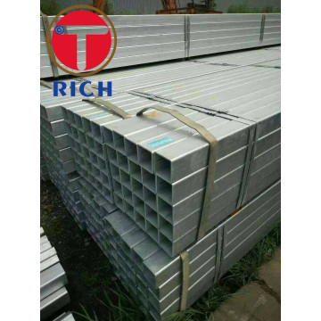 Galvanized Square Steel Tube GI Tube