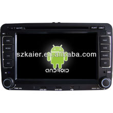 4.2.2Android System car dvd player for VW Sagitar/Magotan with GPS,Bluetooth,3G,ipod,Games,Dual Zone,Steering Wheel Control