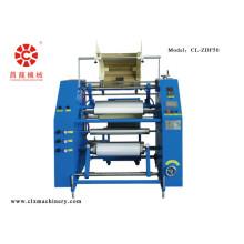 Rebobinado de la máquina de corte longitudinal de alta velocidad