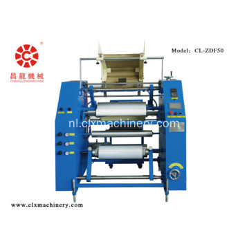 High Speed automatische Cling Film Rewinding Machine