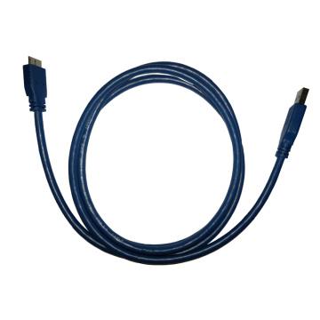 USB 3.0 a macho para cabo de dados Micro