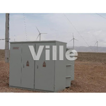 Transformador Combinado Para Generación De Energía Eólica 35kv