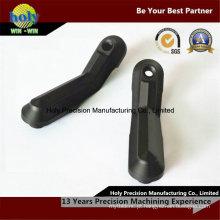 Peças de alumínio do CNC do OEM das peças do CNC do suporte da mesa