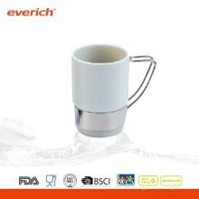 2015 Nova caneca de café cerâmica customizada pequena e barata