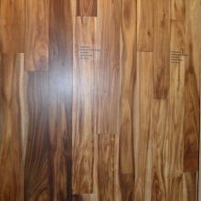 UV Lacquered T&G Solid Acacia Wood Flooring/Timber Flooring