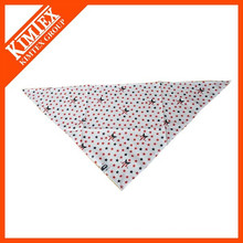 triangle bandana custom,dog bandana collar