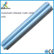 Para máquina de impressão Smt Stencil Cleaning Paper Roll