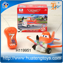 2013 hottest Planes 2.0CH model airplane with light and music for sale from Huateng Toys