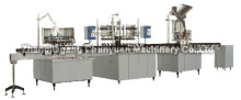 Carbonated Drink Auto Washing, Filling and Sealing Productio