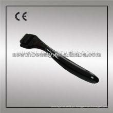 Micro-agulha derma rolo de pele rolo de beleza roller com zgts derma roller