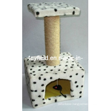 Cat House Toy Mouse Climber Tree Cat Scratcher