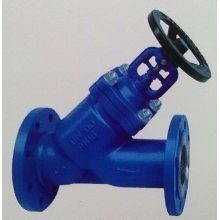Y Type Bellows Cast Steel Globe Valve