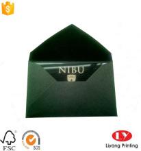 सोने छपाई के साथ कस्टम काले पीवीसी कार्ड