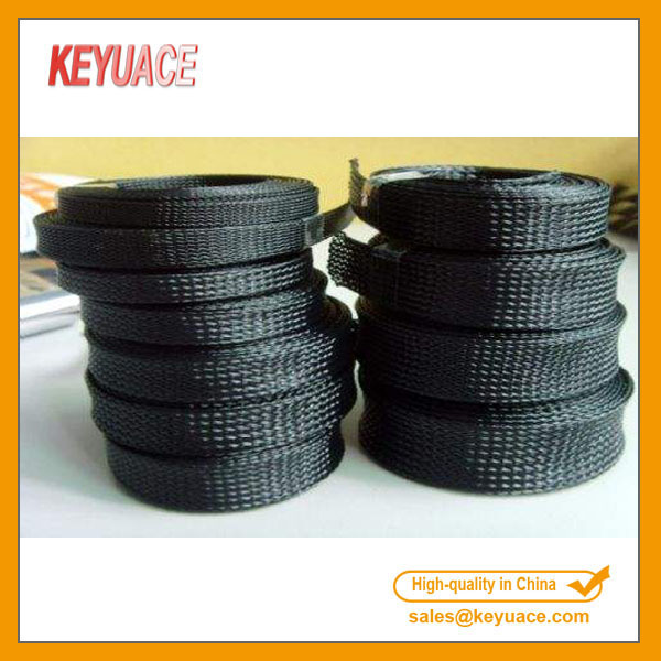 PET Braided Expandable Cable Sleeveing