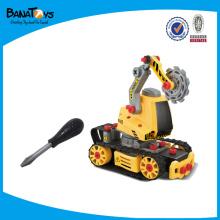 Auto-montagem caminhão brinquedo carro 2014
