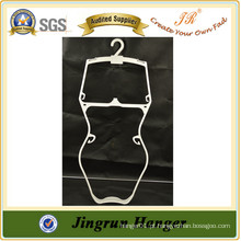 Fabricação experiente de transporte direto de plástico Swimwear Hanger