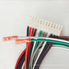 Chicote de fios do fio do conector de JAM do OEM & do ODM 1,25mm 2-13pin fábrica