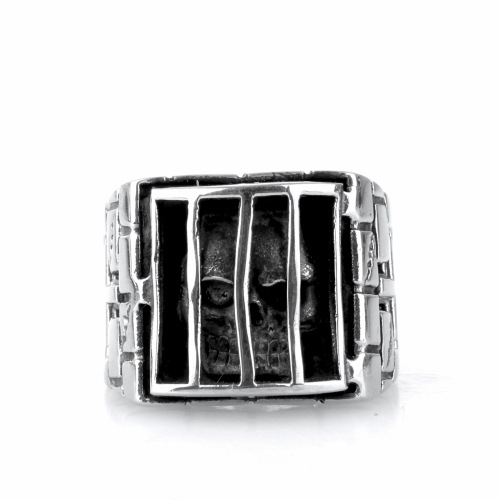 Cross index finger rings