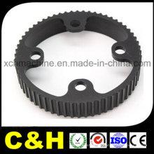 OEM de acrílico ABS POM PP Precisión CNC de mecanizado de piezas de plástico