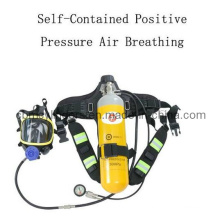 Positive Pressure Air Breathing Apparatus Cylinder Set