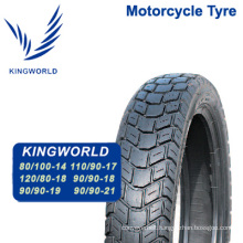 120/80-18 Rubber Tire for Motorcycle