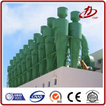 Coal fired boiler multi tube dust collector