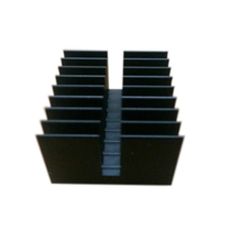 Durable fan cooler heat sink