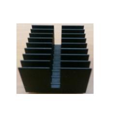 Durable fan cooler heat sink