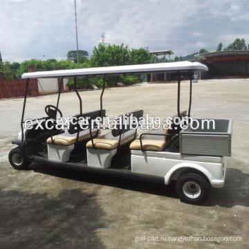 EXCAR 6 местный электрический гольф-клуб гольф-кары Китай багги