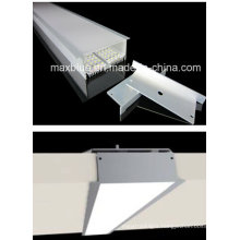 12V/24V Recessed Aluminum Profile LED Panel Light (7532)