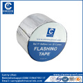 1.0mm self-adhesive bitumen flashing tape aluminum