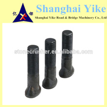 ball mill machinery liner plate bolts