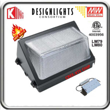 ETL Dlc 60W 80W 100W 120W 150W LED Wallpack