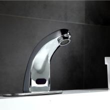 F1021Commercial Automatic Tap Sensor Electric Water mixer  Bathroom Sensor Faucet