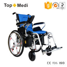 Topmedi Promoting Hot Sale Electric Power Mobility Wheelchair