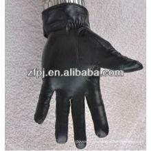 Fashinable xxl guantes de cuero masculino